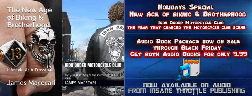 Iron Order Motorcycle Club Book