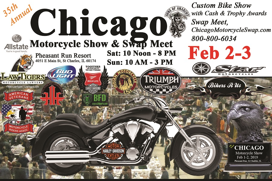 35th Annual Chicago Motorcycle Show
