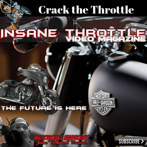 Insane Throttle Motorcycle Magazine