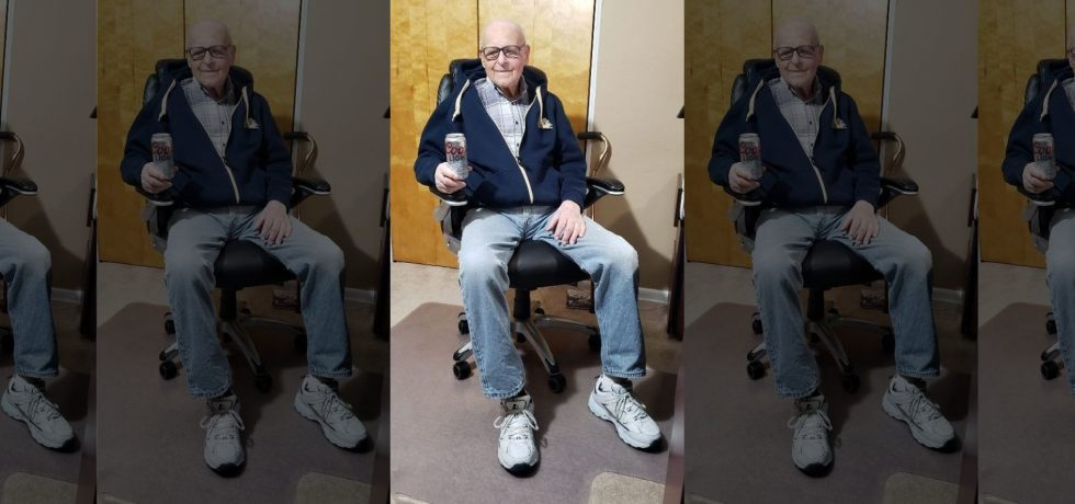 101-year-old WWII veteran credits longevity to daily Coors Light. Time to grab a couple cases
