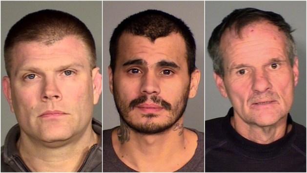 3 more men, alleged members of motorcycle gang