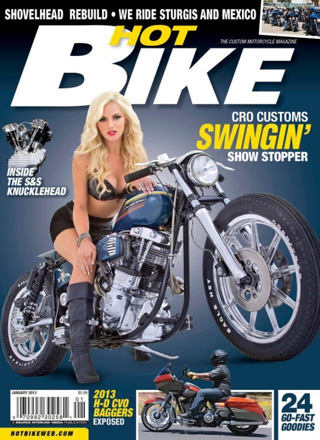 Hot Bike magazine Closes