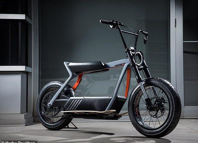 Harley Davidson Next Concept