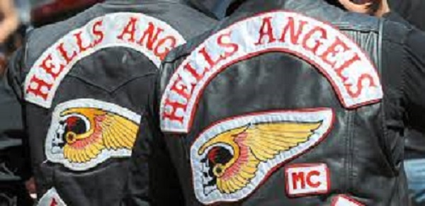 Man affiliated with the Hells Angels turned himself into