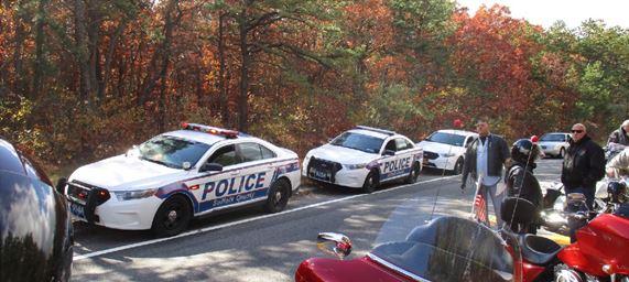 Police Harrasing Bikers