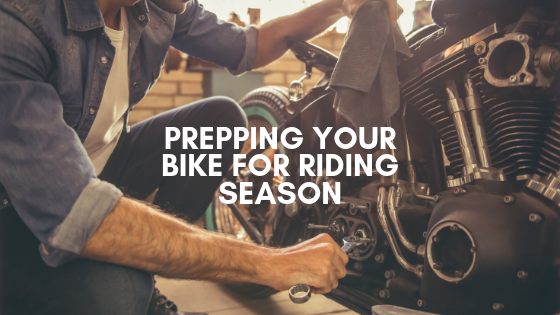 Prepping your bike for riding season