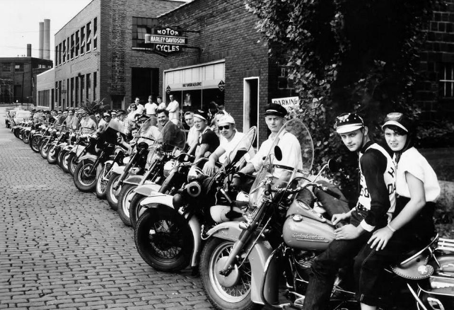 Akron Motorcycle Club