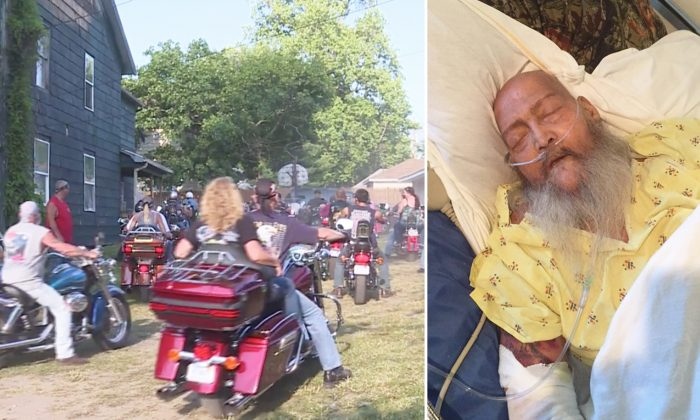 Biker News Man Dying wants harley