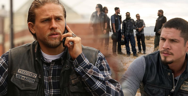 News on Sons of Anarchy