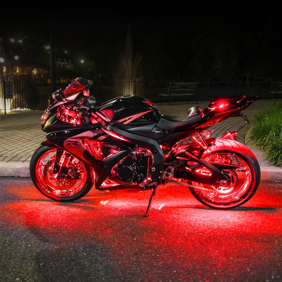 Motorcycle Rocket
