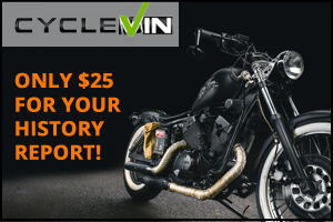 Check your Motorcycle VIN before you buy