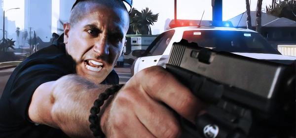 Cop gone bad Insane Throttle