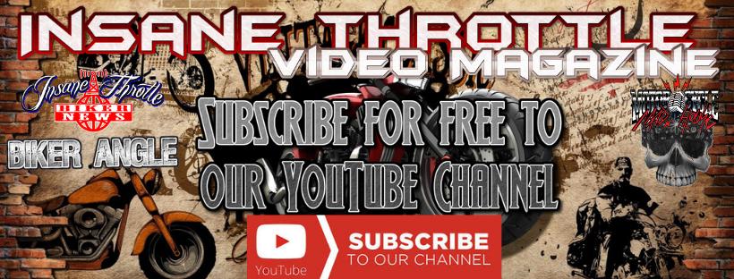 Insane Throttle Biker News YouTube Channel