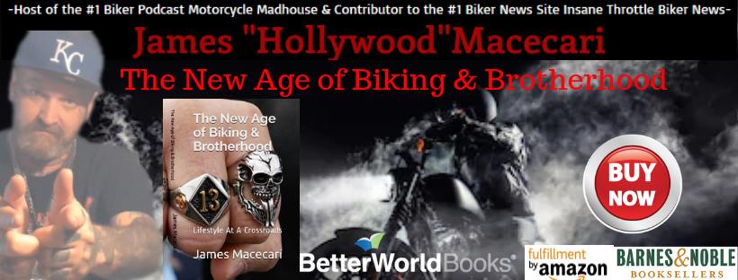 James Macecari New Age of Biking & Brotherhood