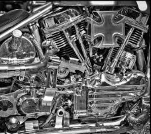 Engine Harley Davidson