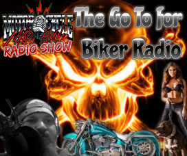 Biker Radio Motorcycle Madhouse