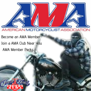 Join thje American Motorcycle Association