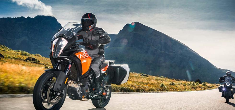 Adventure Motorycle
