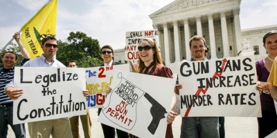 Guns Legal Challenges