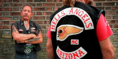 Hells Angels Sonny Barger