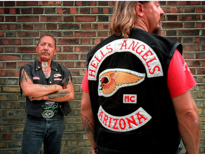 Hells Angels Sonny Barger