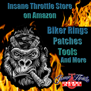 Insane Throttle Biker News Amazon Store