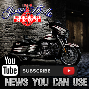 Insane Throttle Biker News YouTube Channel