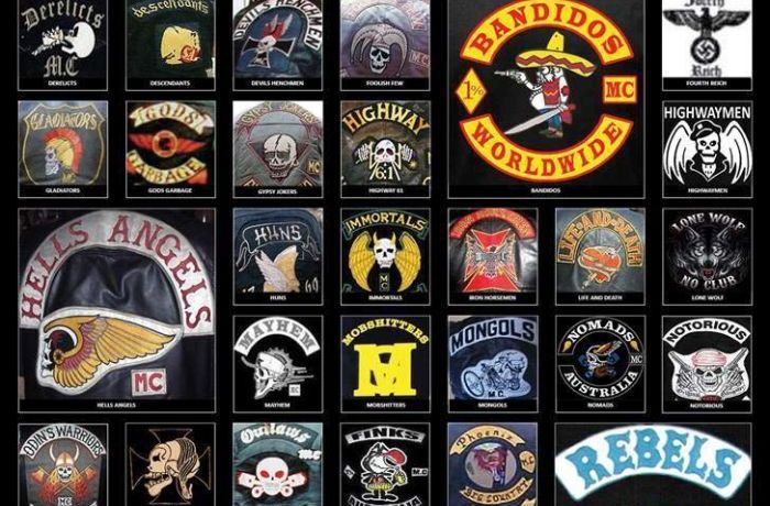 List of Outlaw Motorcycle Clubs