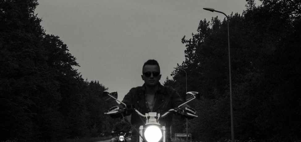 Biker Gang Rider