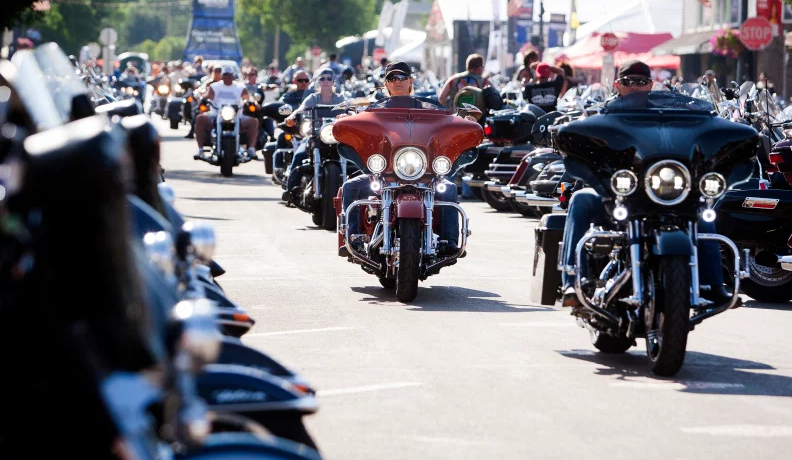 Motorcycle Rally Sturgis