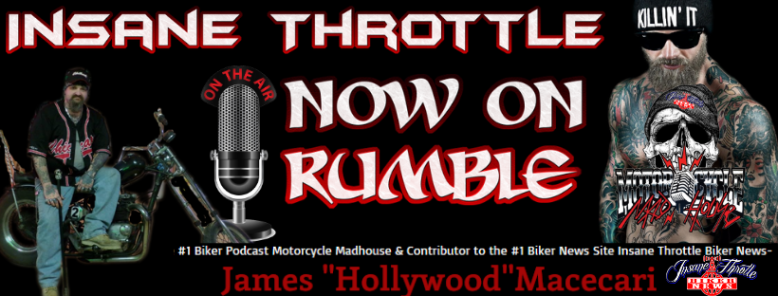 Insane Throttle Biker News Rumble