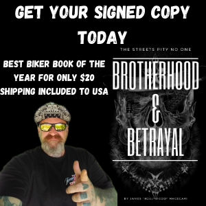 Brotherhood and Betrayal Signed Copy