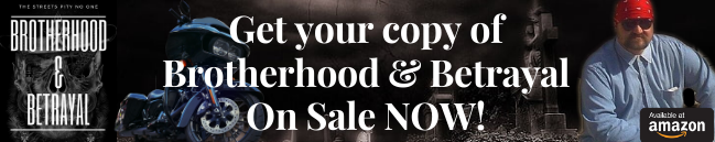 Get your copy of Brotherhood & Betrayal On Sale NOW!